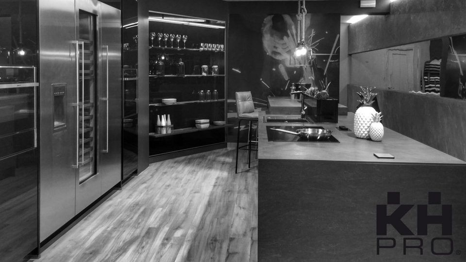 KHPRO inauguró su showroom en Madrid